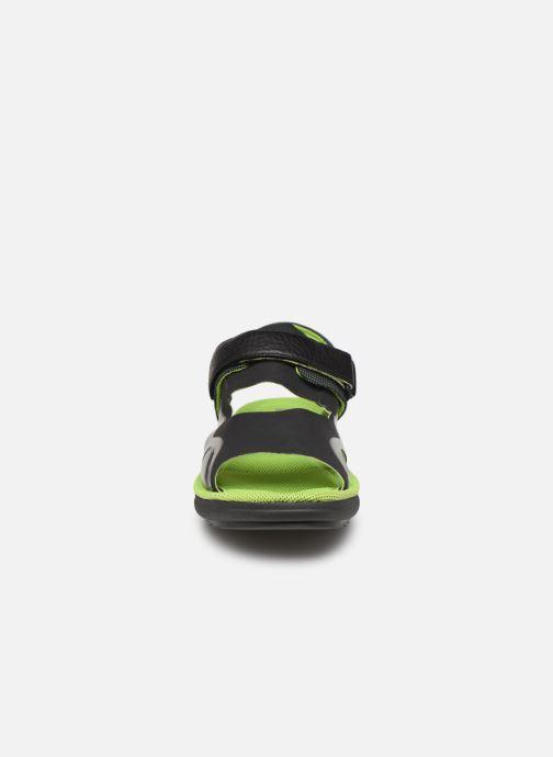 Sandalias Camper Marges Sport Sandal Negro vista del modelo
