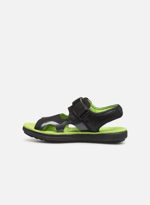 Sandalias Camper Marges Sport Sandal Negro vista de frente