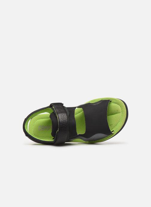 Sandalias Camper Marges Sport Sandal Negro vista lateral izquierda