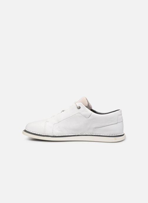 Chaussures à lacets Camper Nixie Blanc vue face