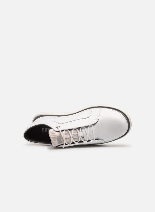 Chaussures à lacets Camper Nixie Blanc vue gauche