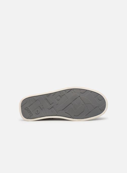 Scarpe con lacci Camper Nixie Bianco immagine dall'alto