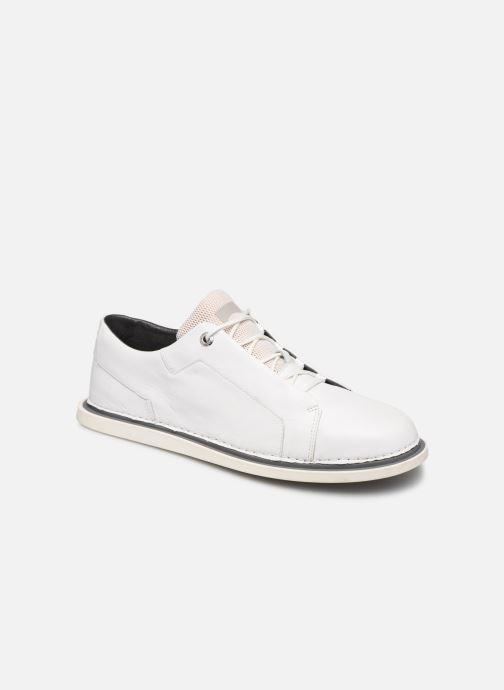 Chaussures à lacets Camper Nixie Blanc vue détail/paire