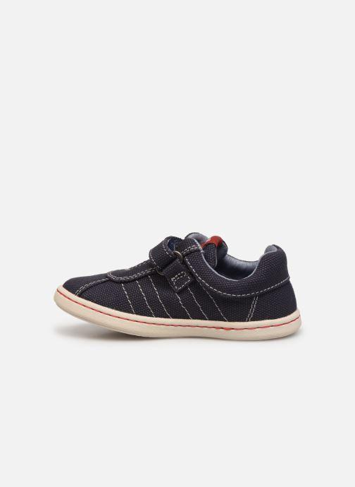 Sneakers Camper Uno FW  K800083 Azzurro immagine frontale