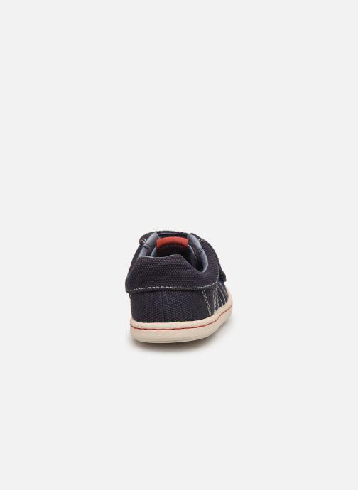Sneaker Camper Uno FW  K800083 blau ansicht von rechts