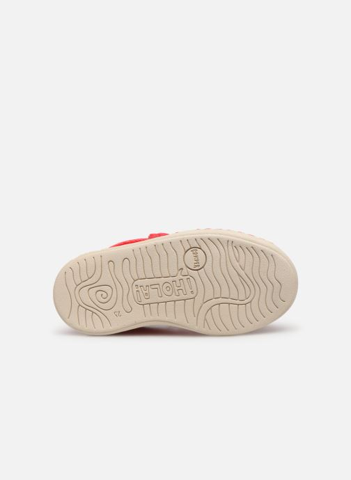 Sneakers Camper Uno FW  K800083 Roze boven