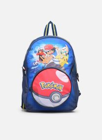 SAC A DOS 2 COMPARTIMENTS POKEMON