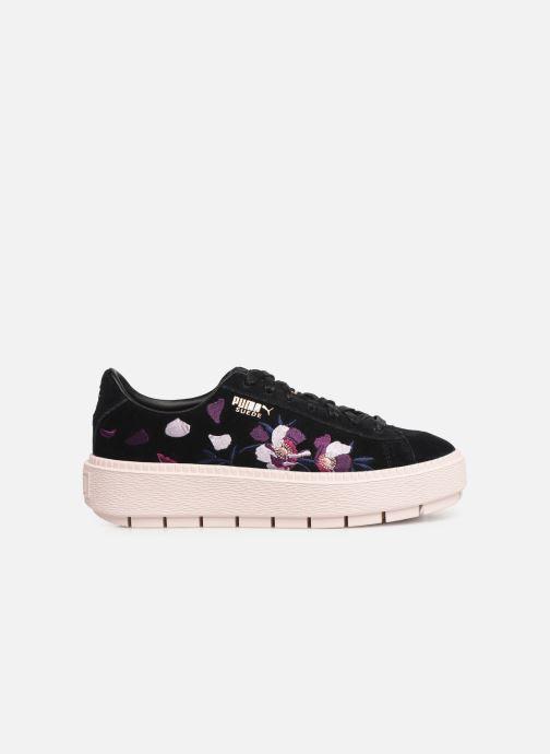 puma chaussure trace flowery