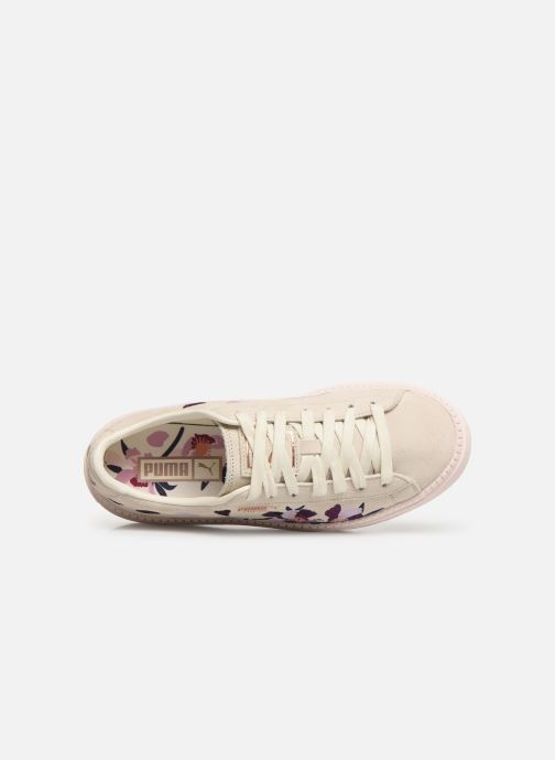 Sneakers Puma Wn Platform Trace Flowery Wit links