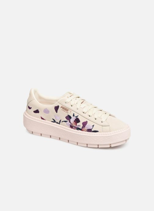 Sneakers Puma Wn Platform Trace Flowery Wit detail