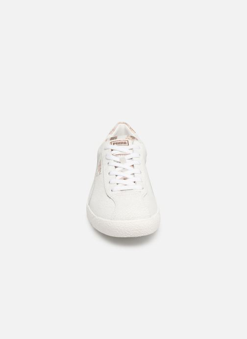 Baskets Puma Wn Te-Ku Artica Blanc vue portées chaussures