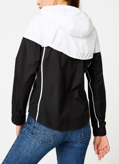 Kleding Nike Veste Windrunner Femme Nike Sportswear Zwart model