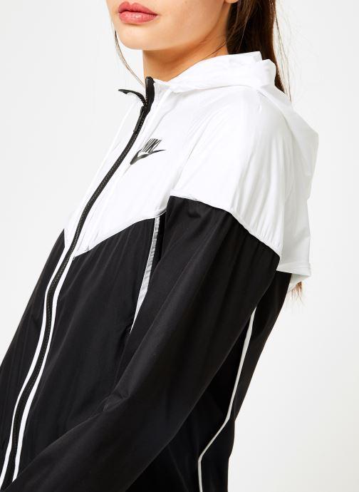 Vêtements Nike Veste Windrunner Femme Nike Sportswear Noir vue droite