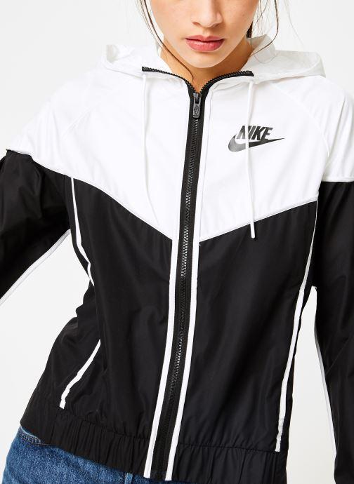 Kleding Nike Veste Windrunner Femme Nike Sportswear Zwart detail