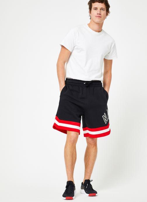 Sport Molleton Nike Et Black Red VêtementsShorts Tenues Short Homme Bermudas Air university De sail 8n0kwOXP