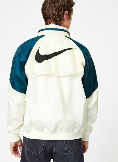 Kläder Nike Veste Windrunner homme Nike Sportswear HD + Vit bild av skorna på