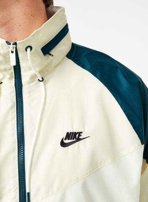 Kläder Nike Veste Windrunner homme Nike Sportswear HD + Vit bild från framsidan