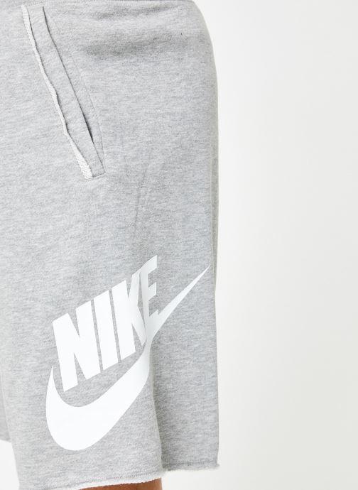 Vêtements Nike Short Jersey Alumni Homme Nike Sportswear Gris vue face