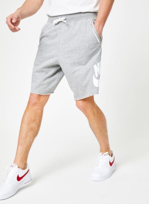 Vêtements Nike Short Jersey Alumni Homme Nike Sportswear Gris vue détail/paire