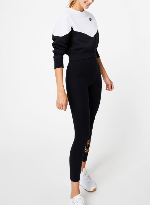 Kleding Nike Sweat Molleton Femme Nike Sportswear Heritage Zwart onder