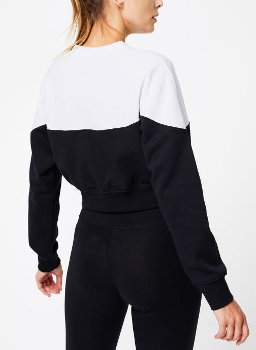 Kleding Nike Sweat Molleton Femme Nike Sportswear Heritage Zwart model