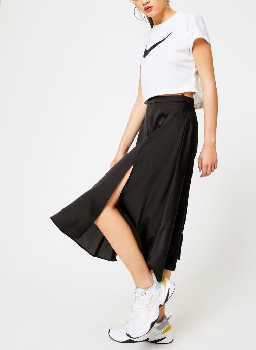 Kleding Nike Tee-Shirt court Femme Nike Sportswear Wit onder