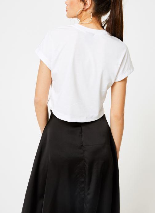 Kleding Nike Tee-Shirt court Femme Nike Sportswear Wit model