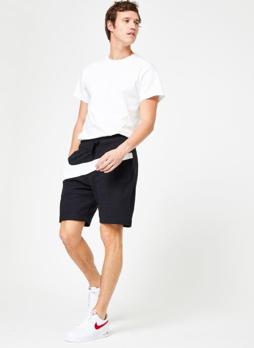 Vêtements Nike Short Hybrid Homme Nike Sportswear Coton gratté Noir vue bas / vue portée sac
