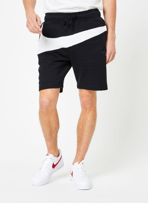 Kleding Nike Short Hybrid Homme Nike Sportswear Coton gratté Zwart detail