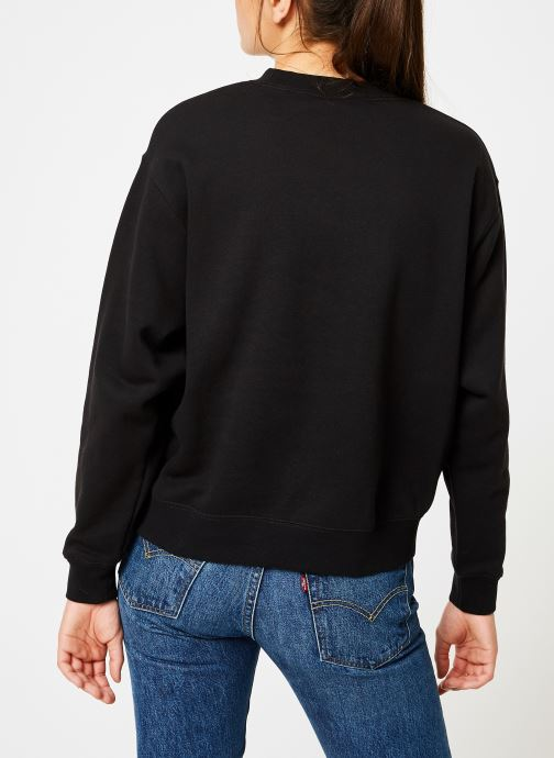 Sportswear Imprimé Sweat VêtementsSweats Nike Léopard black Black Femme HIWEYD92