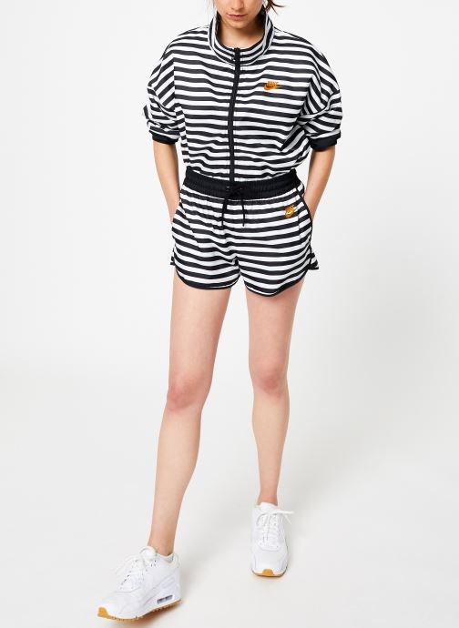 Kleding Nike Short Woven Femme Nike Sportswear imprimé Léopard Wit onder