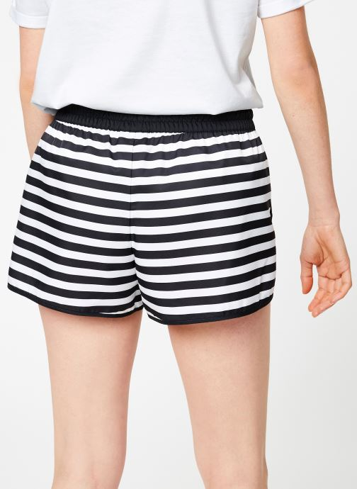 Kleding Nike Short Woven Femme Nike Sportswear imprimé Léopard Wit model