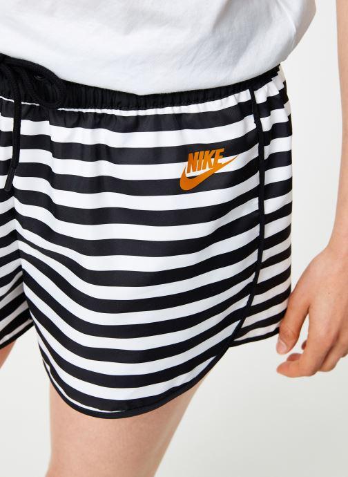 Kleding Nike Short Woven Femme Nike Sportswear imprimé Léopard Wit voorkant