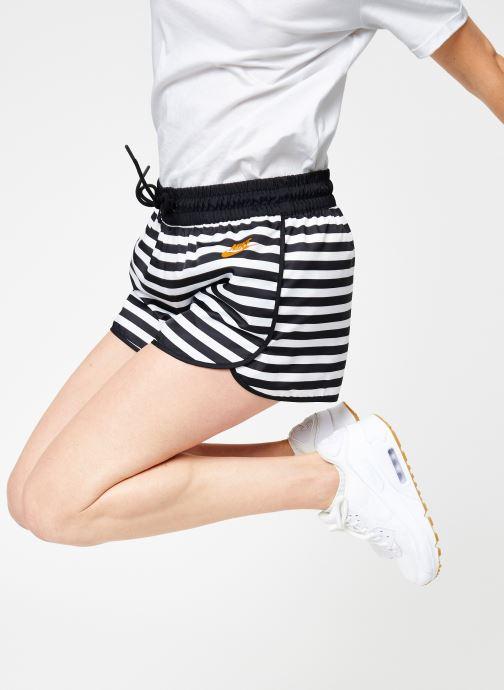 Kleding Nike Short Woven Femme Nike Sportswear imprimé Léopard Wit detail
