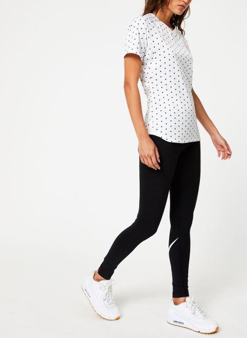 Tøj Nike Maillot Nike FFF Femme extérieur Hvid se forneden