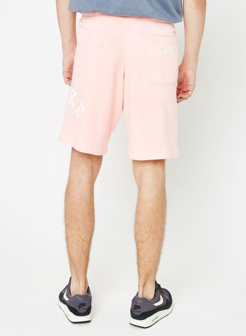 Kleding Nike Short Nike Sportswear Homme  coton gratté Roze model