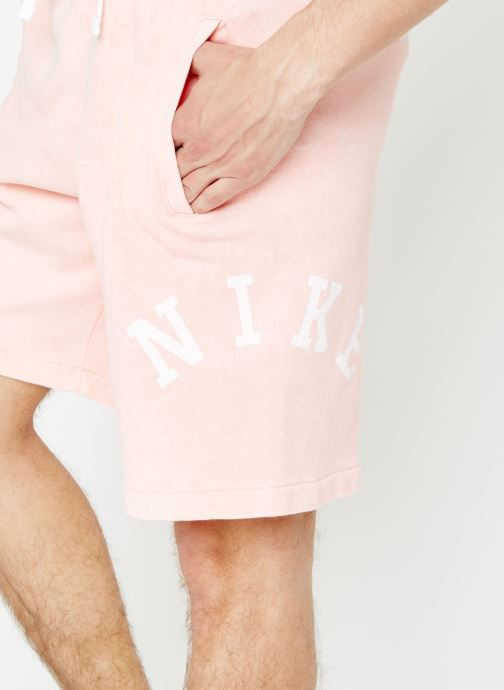 Kleding Nike Short Nike Sportswear Homme  coton gratté Roze voorkant