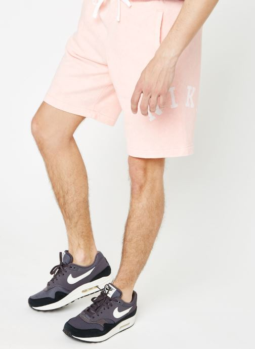 Kleding Nike Short Nike Sportswear Homme  coton gratté Roze detail