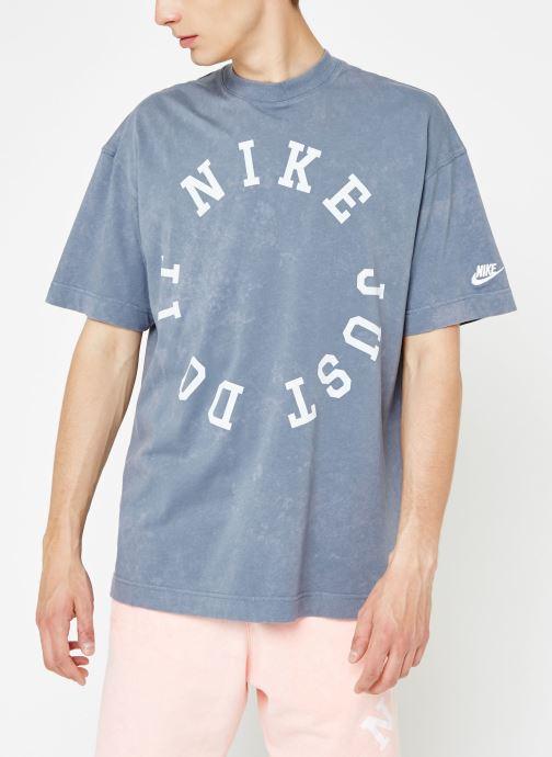 Tøj Nike Tee-Shirt Homme Nike Sportswear Blå Se fra højre