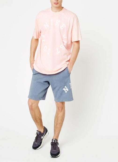 Tøj Nike Tee-Shirt Homme Nike Sportswear Pink se forneden