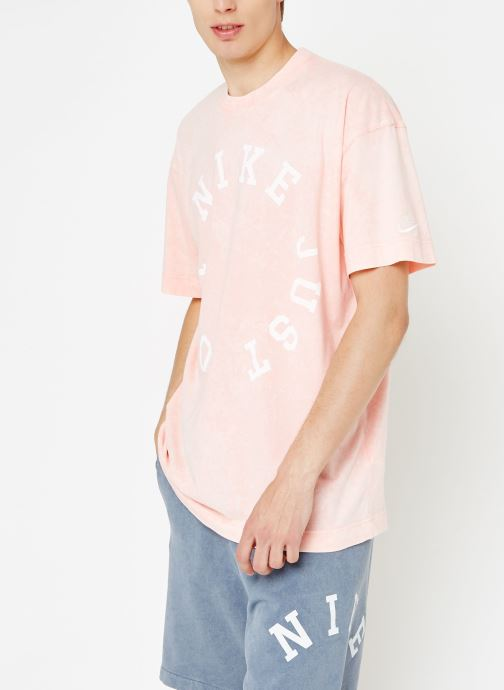 Tøj Nike Tee-Shirt Homme Nike Sportswear Pink Se fra højre