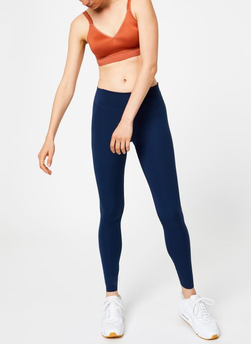 Kleding Nike Collant de Training Femme Nike One Luxe Blauw onder
