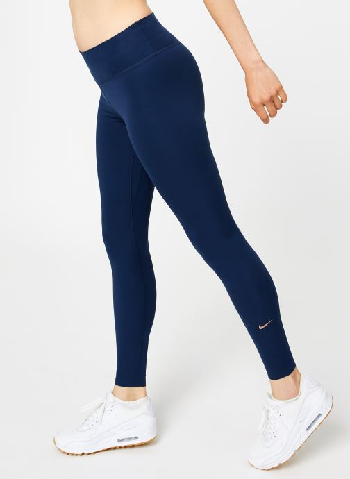 Kleding Nike Collant de Training Femme Nike One Luxe Blauw detail