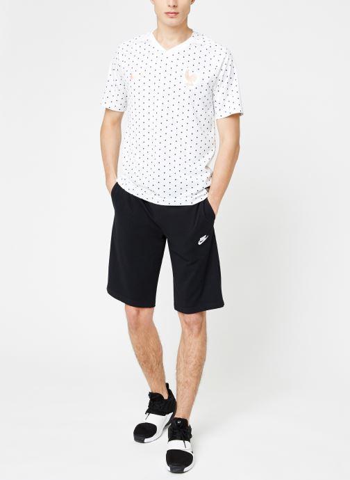 Tøj Nike Maillot Nike FFF Homme extérieur Hvid se forneden
