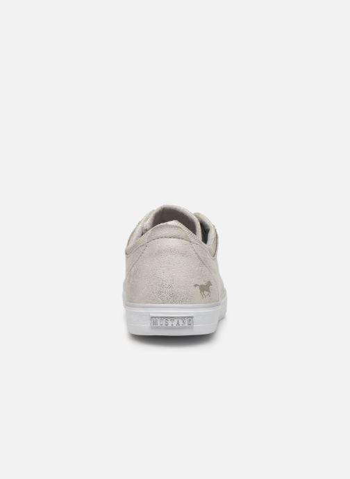 Baskets Mustang shoes 1267310-21 Gris vue droite