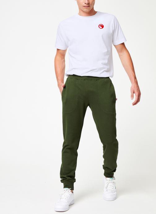 Vêtements Compagnie de Californie Diego Jogpants 3 Vert vue bas / vue portée sac