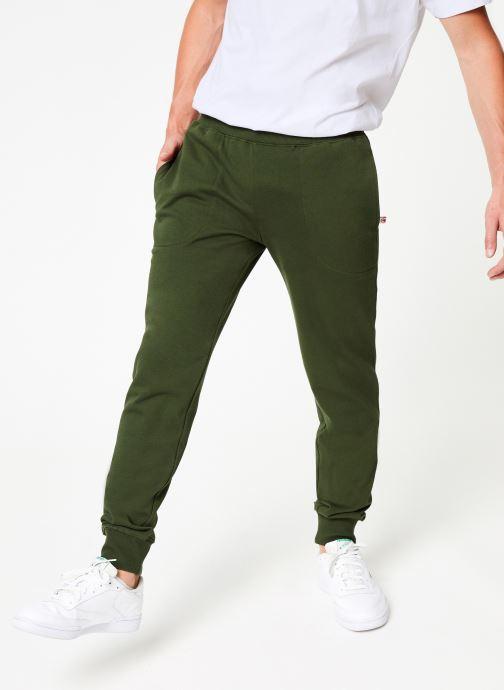 Vêtements Compagnie de Californie Diego Jogpants 3 Vert vue détail/paire