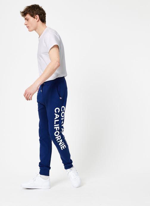 Tøj Compagnie de Californie Palo Alto Jogpants Blå se forneden
