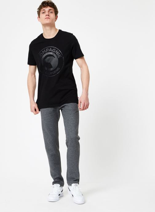 Tøj Compagnie de Californie Monterey T-Shirt Sort se forneden
