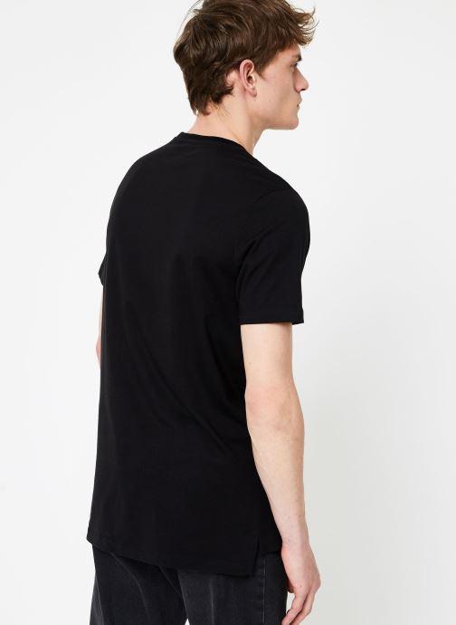 Tøj Compagnie de Californie Monterey T-Shirt Sort se skoene på